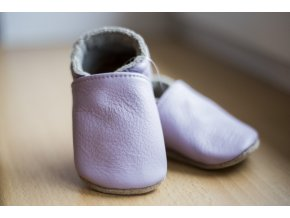 baBice barefoot capáčky - BA-143/ lila