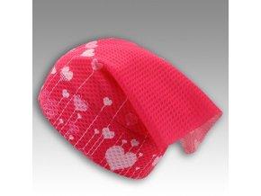Funkční lehoučký šátek Sofie na jaro a léto vzor 01