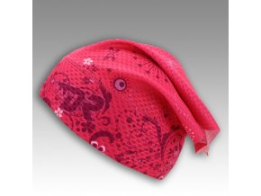 Funkční lehoučký šátek Sofie na jaro a léto vzor 02