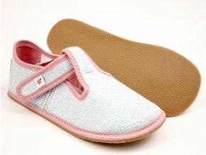 Ef barefoot 395 Srebrny