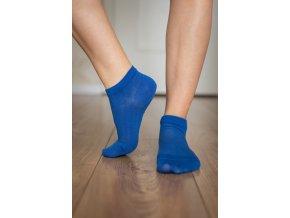 barefoot ponozky kratke modre 2270 size large v 1