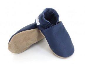 baBice barefoot capáčky - BA-003/ navy
