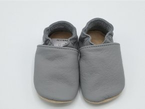 baBice barefoot capáčky - BA-088 / šedá