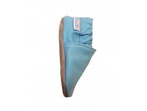 baBice barefoot capáčky - BA-121 / modrá
