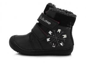 Zimní boty D.D.Step 063-915 M černá
