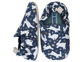 Rabbits Navy Mini Shoes AW20 01 1024x1024