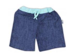 75440 113866 bavlnene kratasky nicol zirafka jeansova