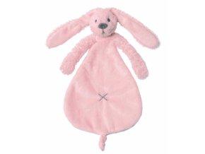 Happy Horse - přítulka králíček Richie růžový