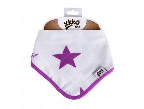 bmb bandanna lilac stars.jpg m 2