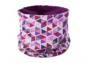 nakrcnik trojuhelnik v sestihranu fialový