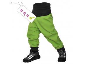 vyr 85detske softshellove kalhoty zimni 005