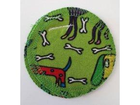 psi na zelene