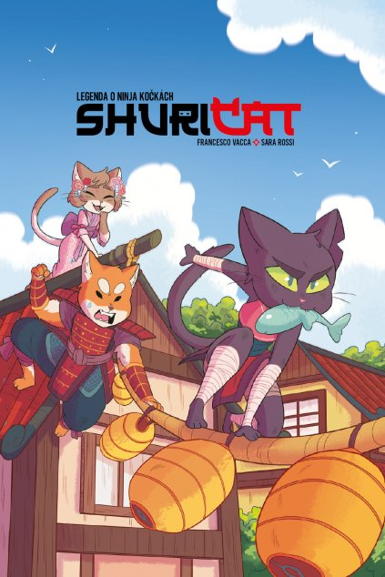 Shuricat 1