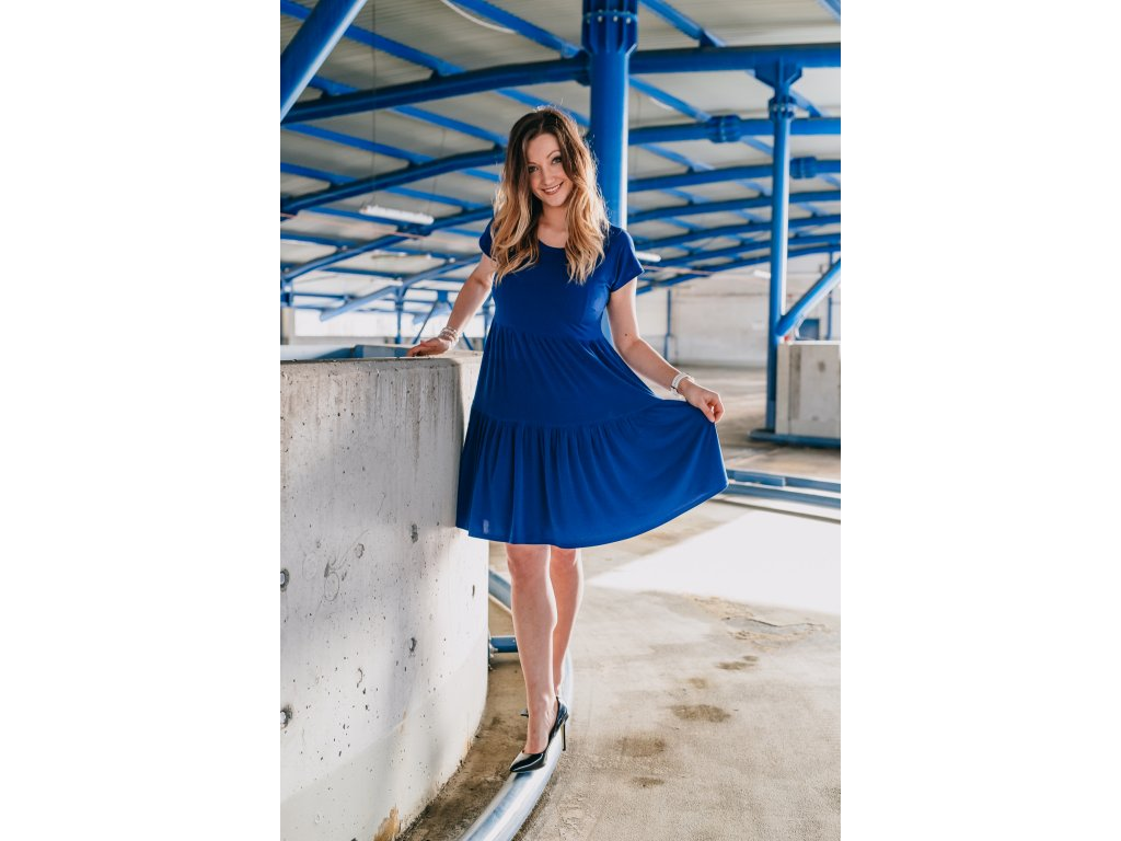 MIA - královsky modré