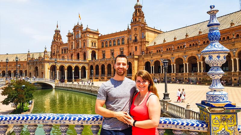 4 dny ve španělské Andalusii za hubičku (část 1/2)