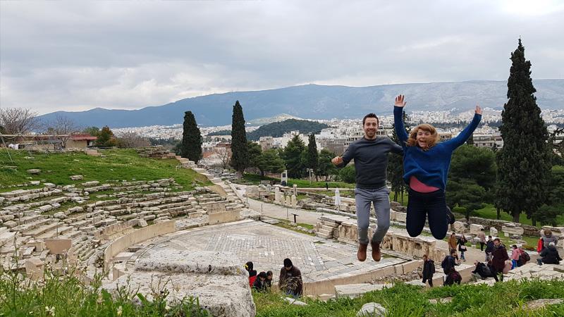Jak poznat řeckou kulturu Atén za jeden den