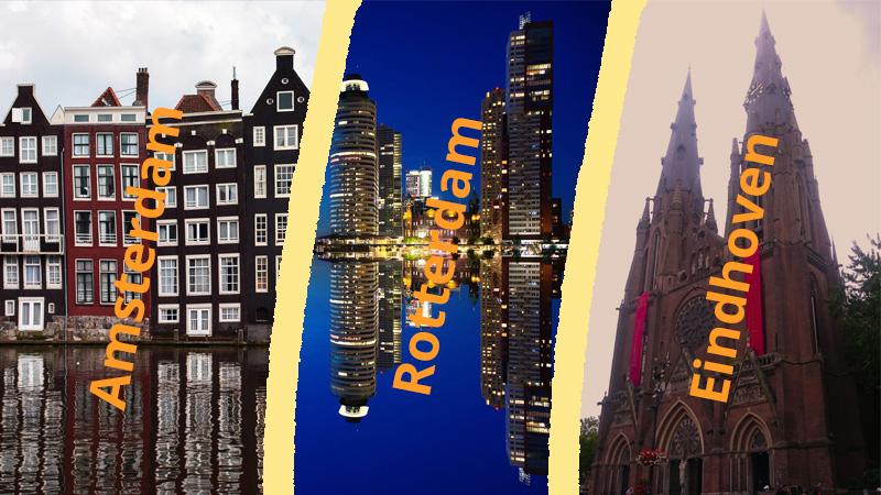 6 dní, 6 měst Belgie a Nizozemska za hubičku (část 1/2)