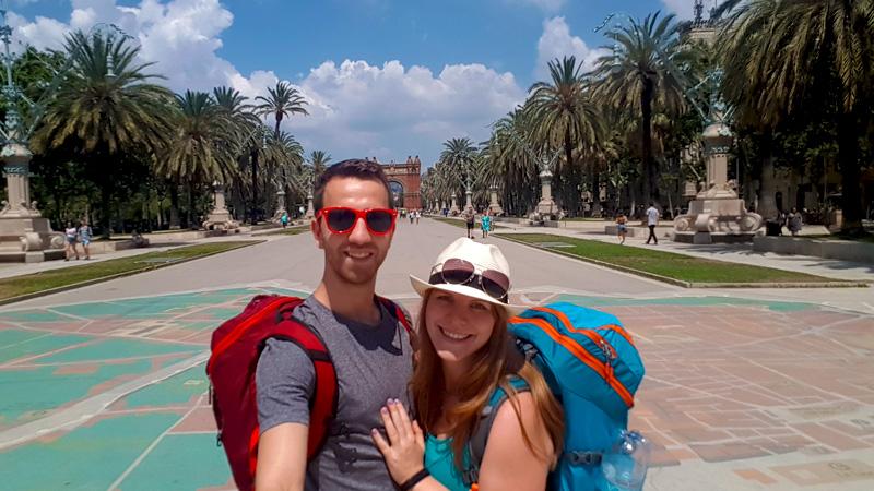 Barcelona a 7 tipů, jak přežít ve městě kriminality a Gaudího