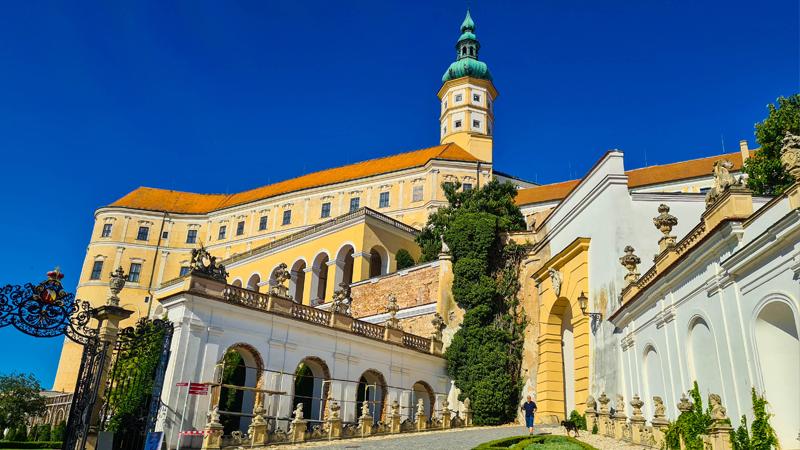 Mikulov: ráj vína i historie za víkend