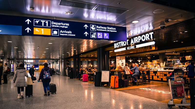 Spaní na letišti – nejlevnější ubytování vůbec