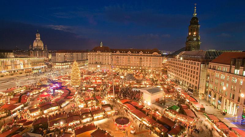 Nejkouzelnější vánoční trhy roku 2019 v Česku a Evropě