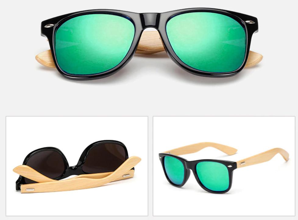 drevene-slunecni-bryle-uv400-zelena
