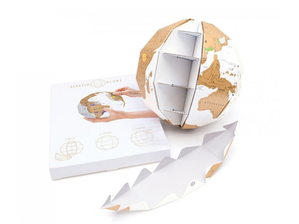 stiraci globus 3d globe world s krabici