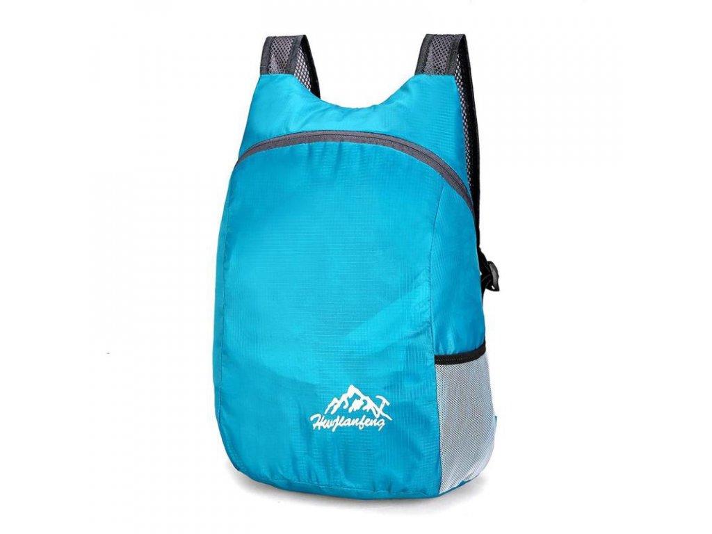 Skládací mini batoh 15 litrů 7