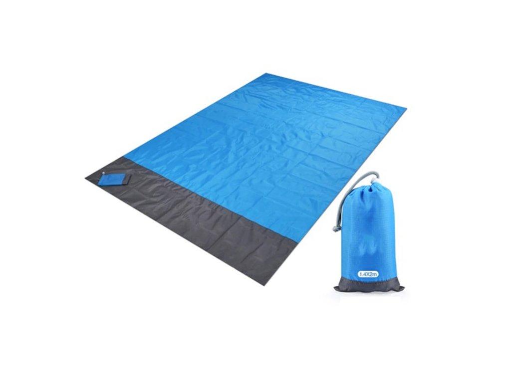 Kapesní outdoor mini deka 200 x 140 cm 1