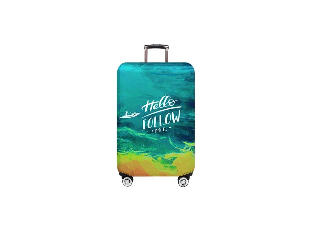 Obal na kufr univerzalni follow me 5