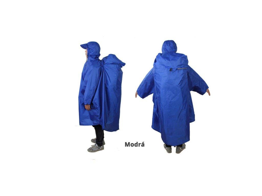 bluefield plastenka jednodilna s kapsou na batoh 4