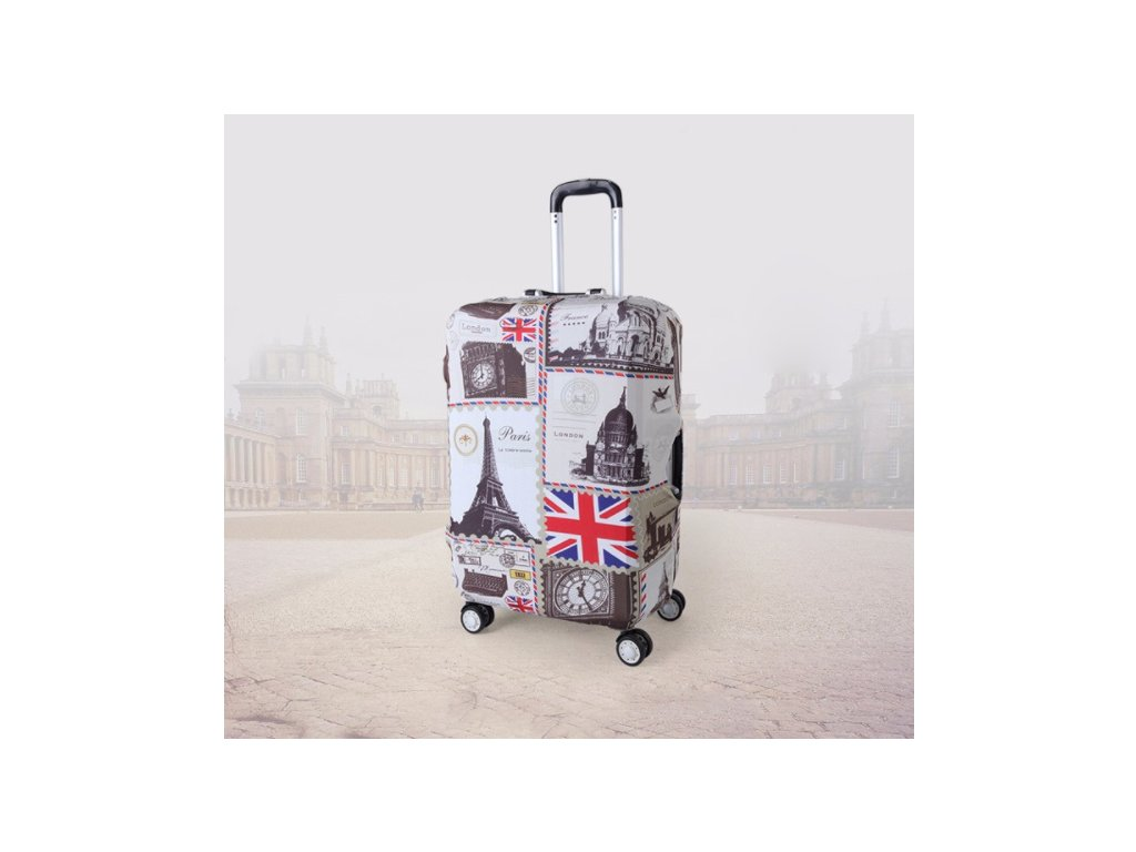 ochranny obal na kufr londyn pariz 6