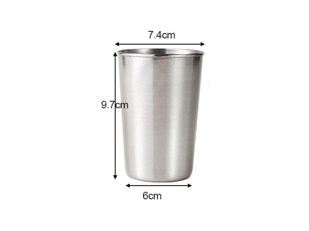 nerez pohar kelimek 320 ml