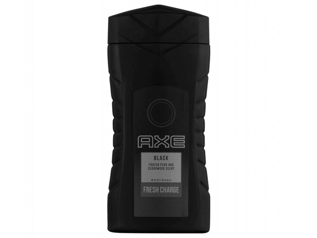 axe black fresch charge sprchovy gel 50 ml