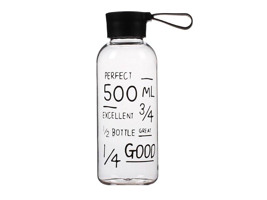 lahev na piti perfect motivacni 550 ml