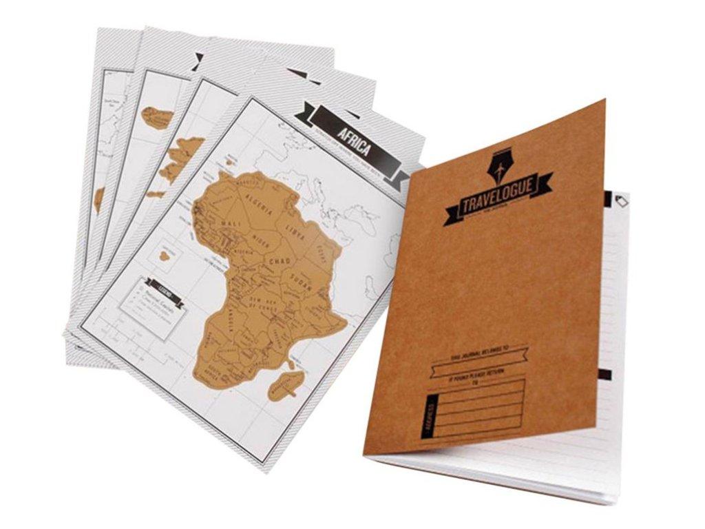 travelogue cestovni denik se stiracimi mapami 7