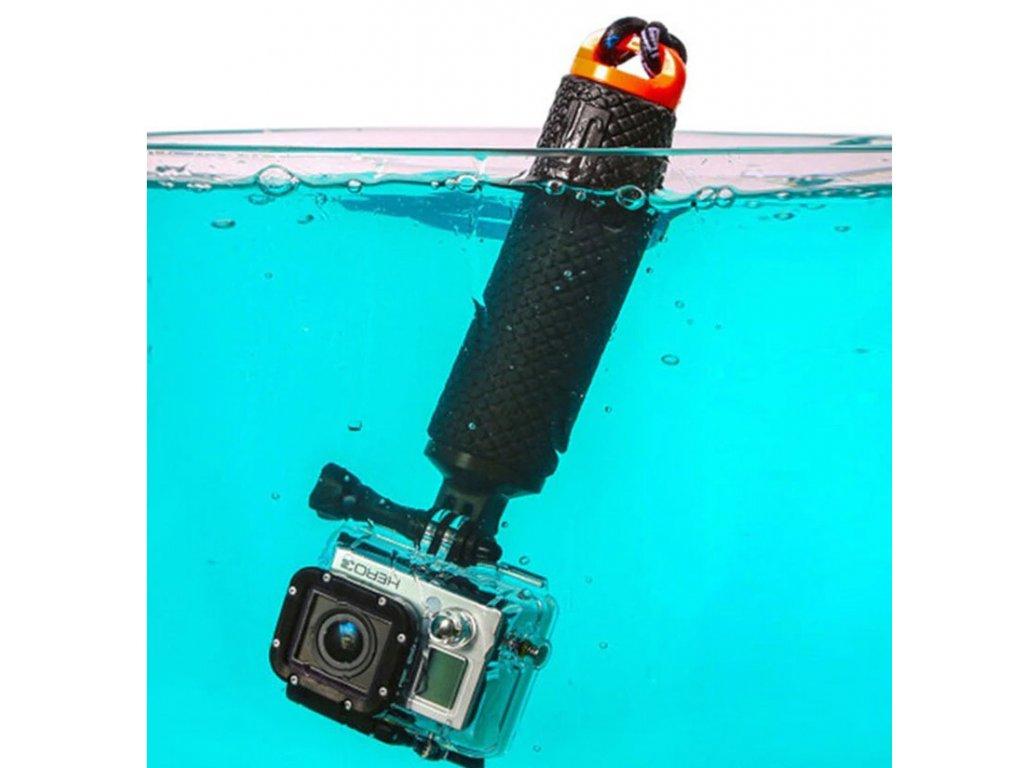 plovouci rukojet na akcni kameru gopro 5