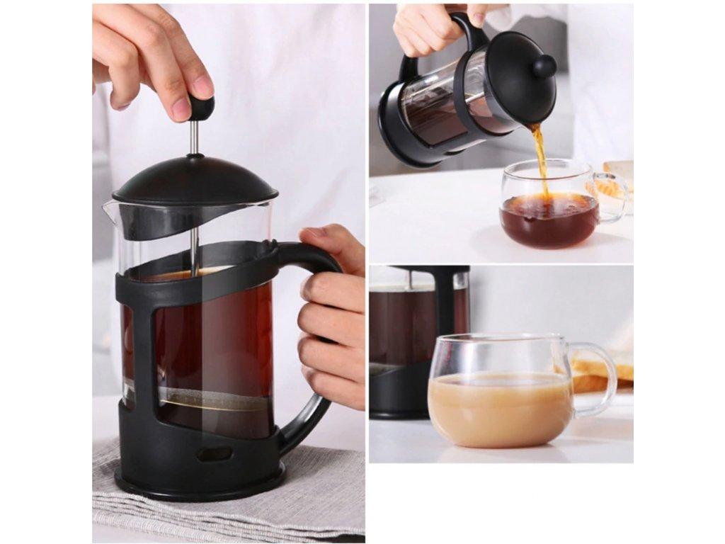 french press konvice na kavu a caj 350 ml 8