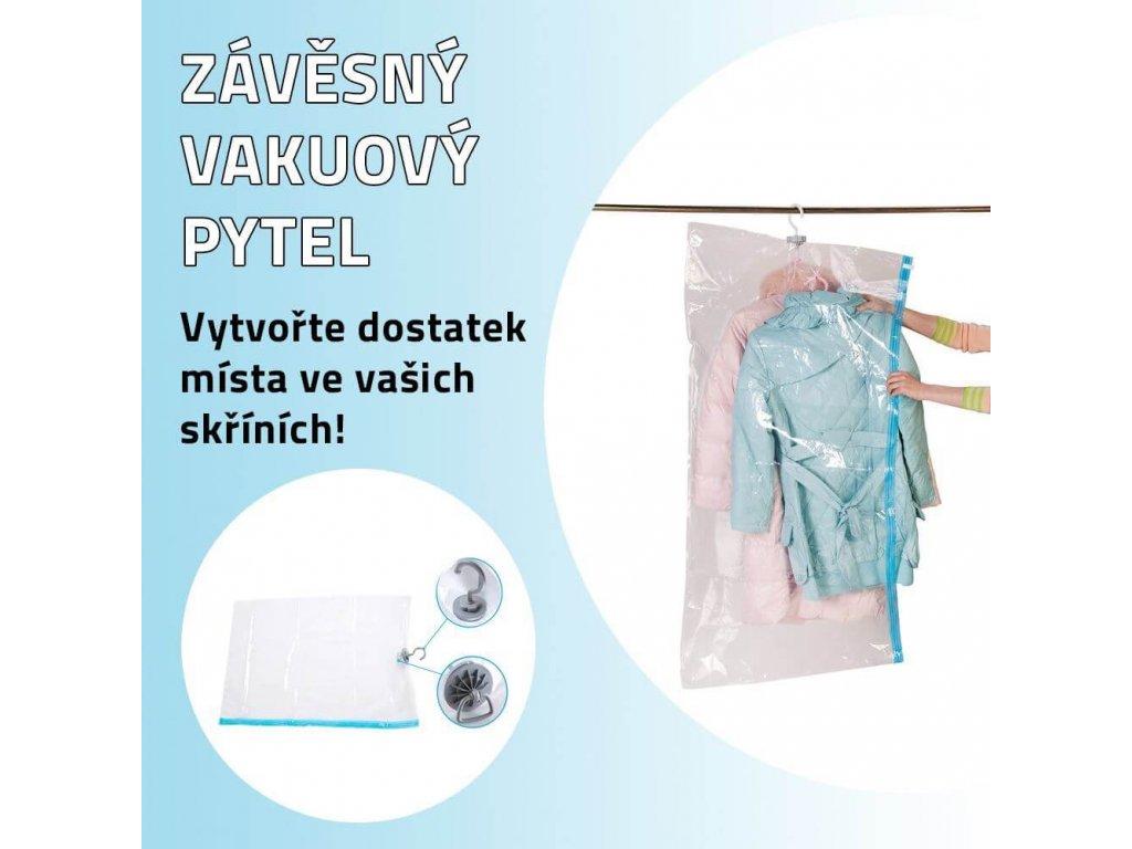 zavesny vakuovy pytel na obleceni 104 cm x 70 cm (4)