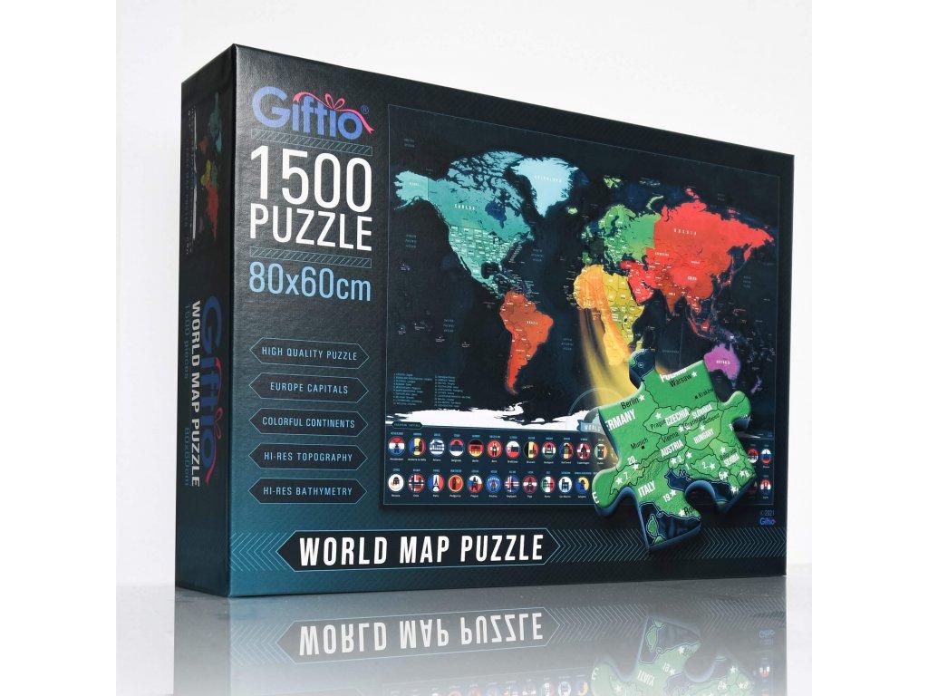 puzzle mapa sveta 1500 dilku (6)