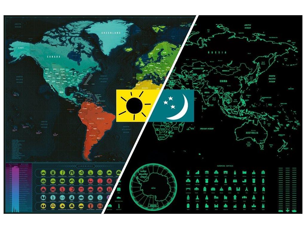 glow stiraci mapa sveta svitici fosforova (3)