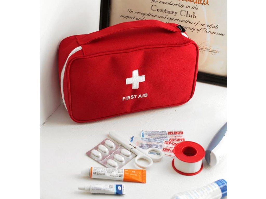 first aid pouzdro tasticka na lekarnicku bez vybavy 3