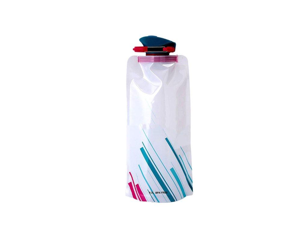skladaci cestovatelska lahev