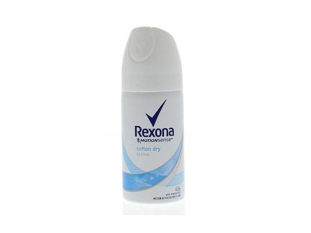 rexona motionsense cotton dry 35 ml