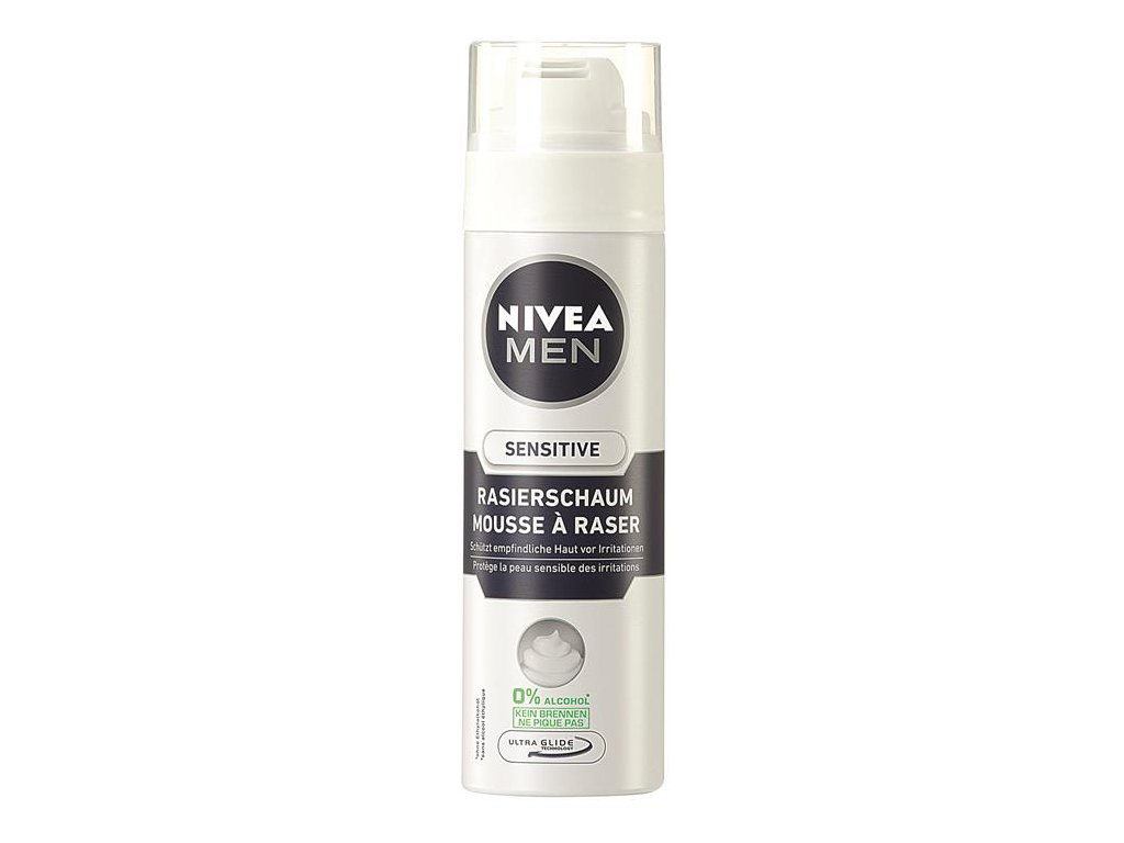 Nivea pena na holeni Nivea Men Sensitive