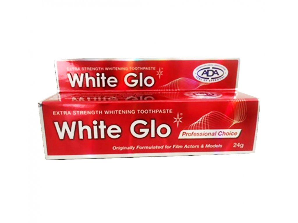 White Glo bělící cestovní pasta 24 g