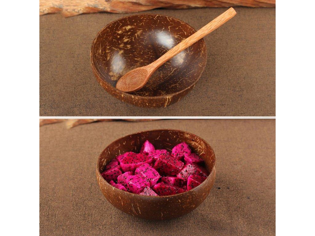 prirodni kokosova miska bio 3
