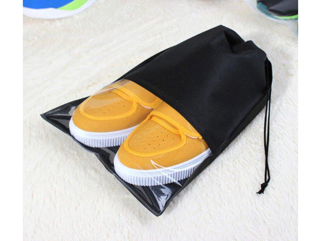cestovni vrecko na boty cerne 3