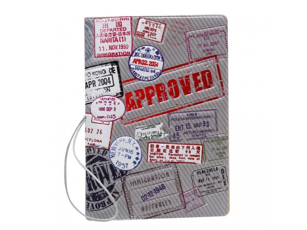obal na pas pouzdro approved 4