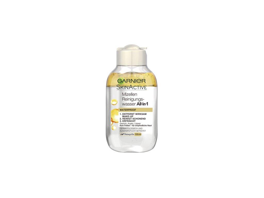 Garnier Skin Naturals dvoufázová micelární voda 3v1 s olejem 100 ml